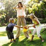 що робити коли діти сваряться