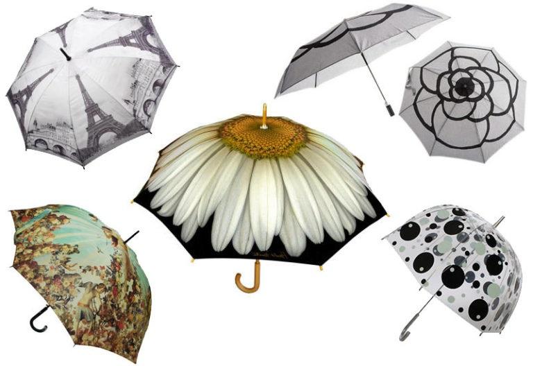 як вибрати зонтик