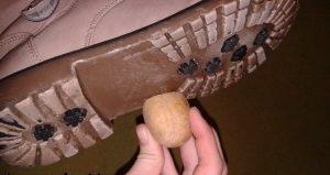 що зробити щоб зимове взуття не ковзало