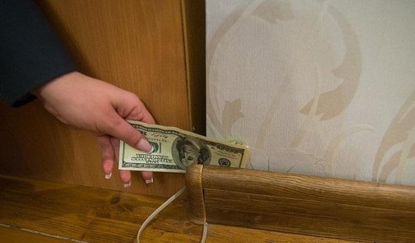 як зробити схованку для грошей