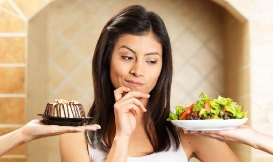 як перестати їсти солодощі