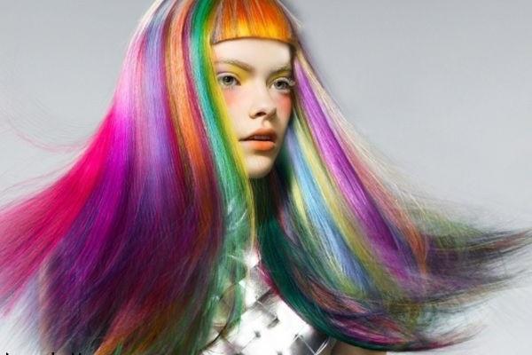 через скільки днів можна фарбувати волосся