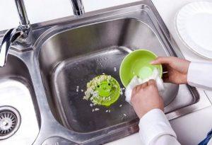 Запах з раковини на кухні як усунути сморід