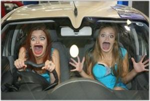 як не боятися їздити на машині