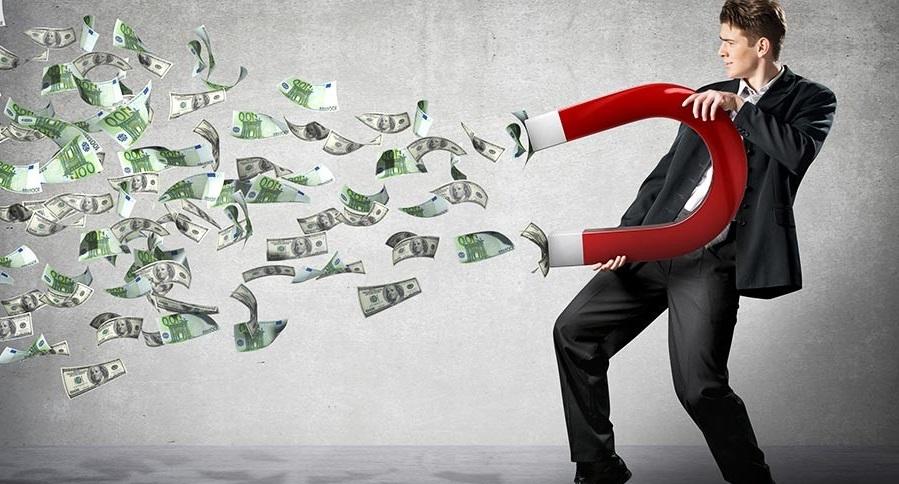 Як зробити так, щоб чоловік більше заробляв