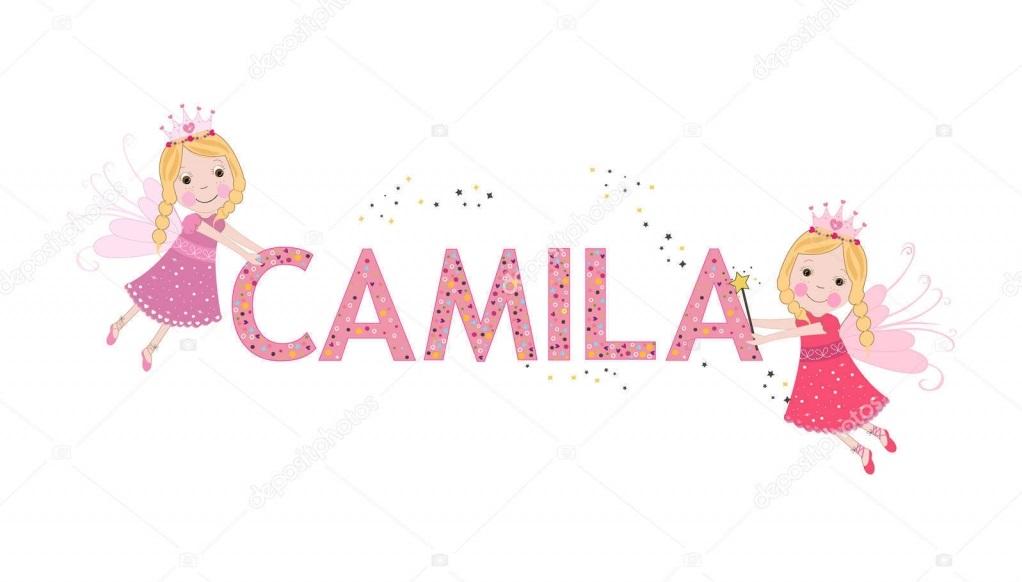 Що означає ім'я Камілла