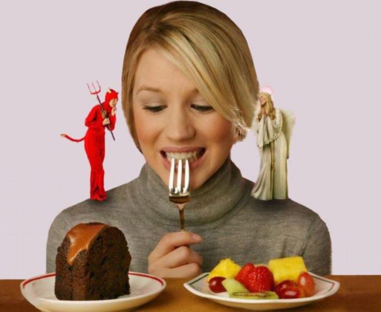 як кинути їсти солодке