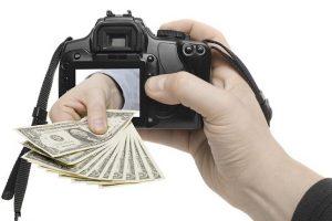 Як заробити на фотографіях в інтернеті