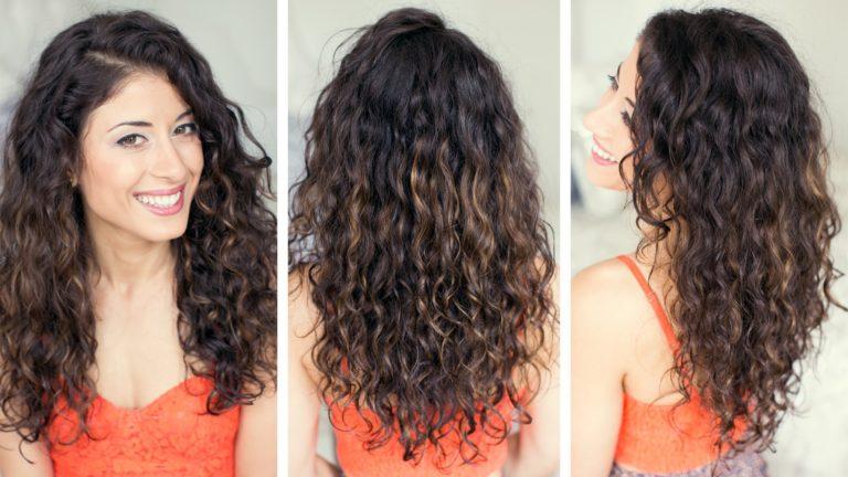 мокрий ефект волосся