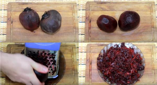 як правильно зробити салат шубу