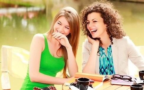 Як помиритися з подругою