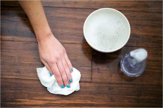 миючі засоби для ламінату