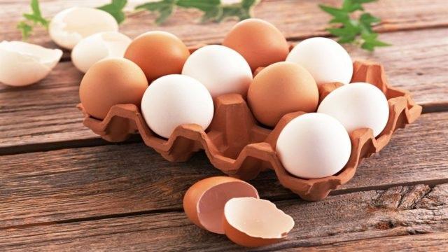 термін придатності яєць