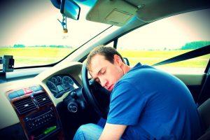 Як не заснути за кермом
