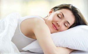 Як правильно спати