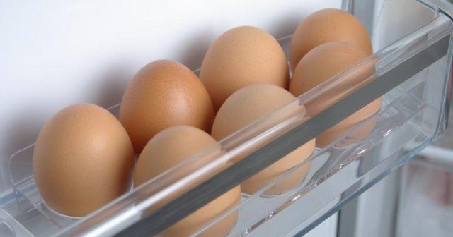 як визначити тухле яйце