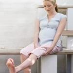 судоми литкових м'язів при вагітності