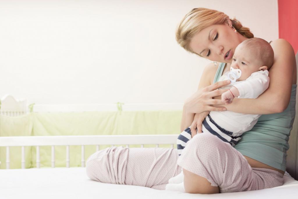 як полегшити коліки в дитини
