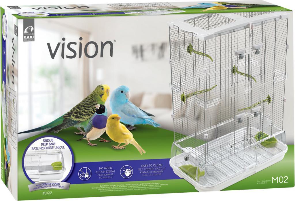 клітки для хвилястих папугаїв