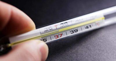 довго тримається температура 37