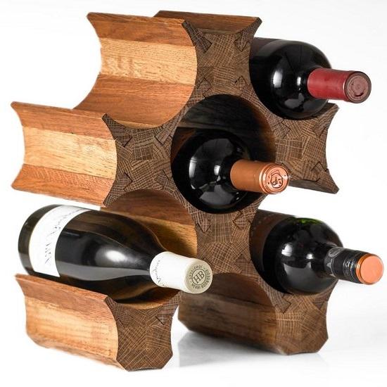 Настільний тримач для вина