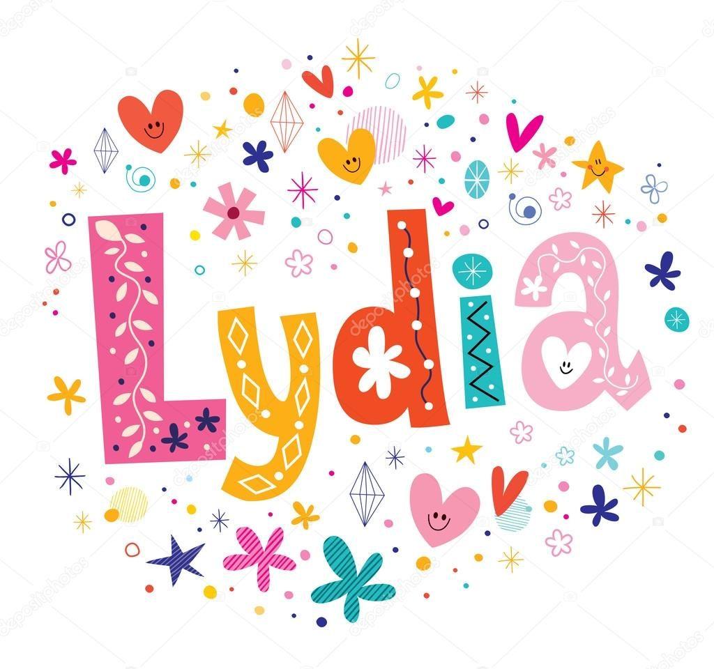 Що означає ім'я Лідія