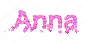 Що означає ім'я Анна