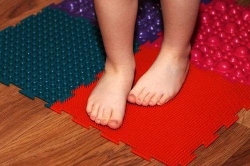 лікування плоскостопості у дітей