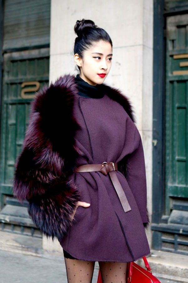 жіноче кашемірове пальто фото