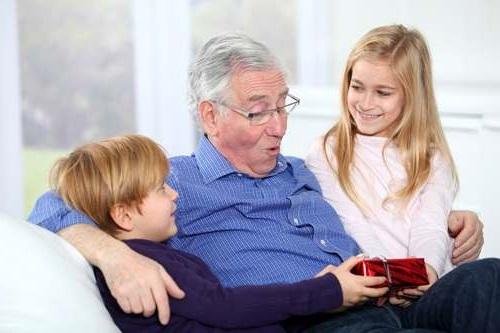 привітання з днем народження дідуся