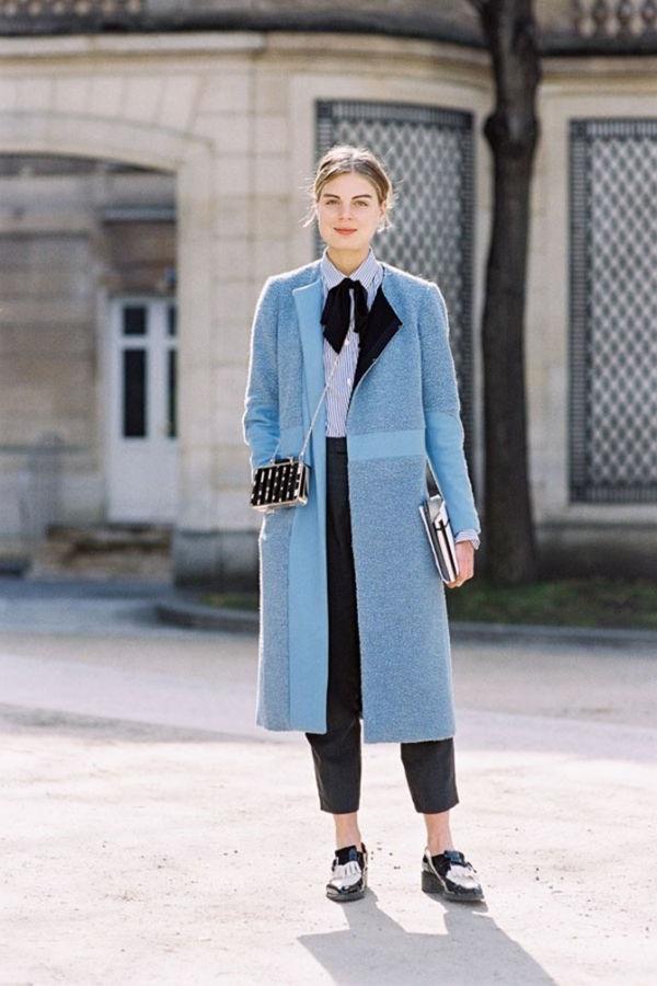 пальто з брюками