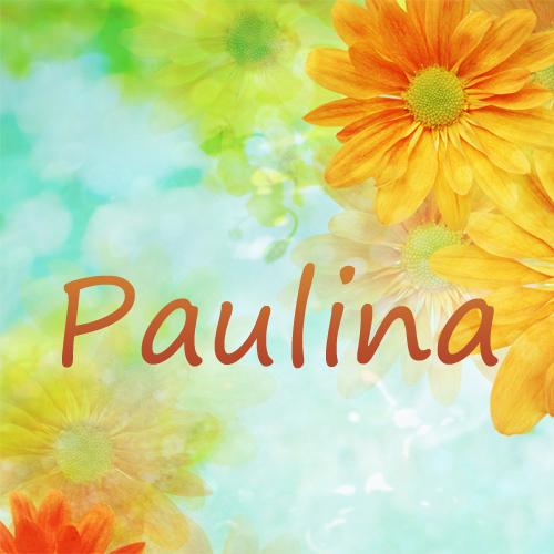 Що означає ім'я Пауліна
