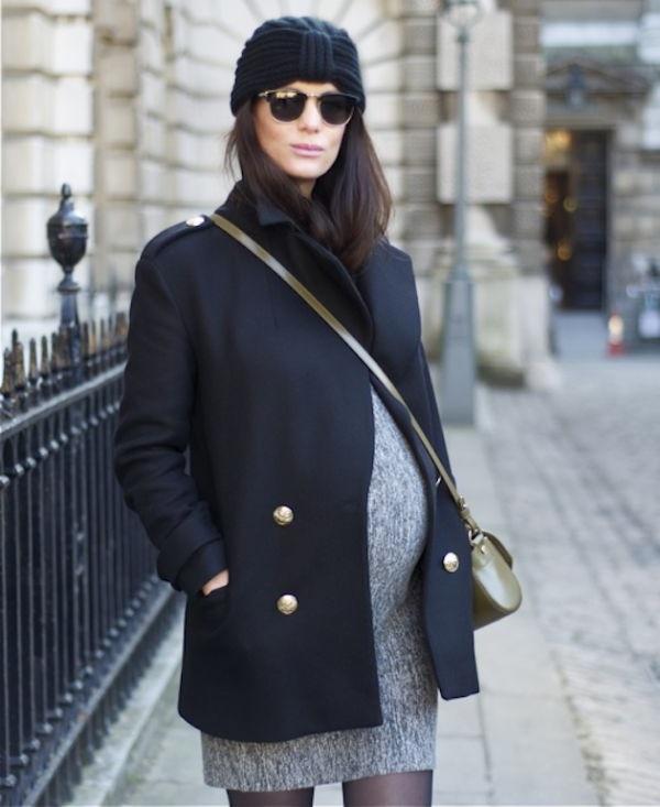 пальто для вагітних жінок