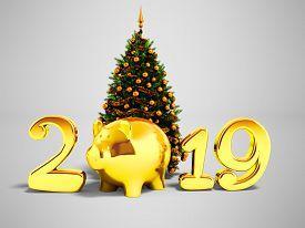 привітання з новим роком 2019 картинки