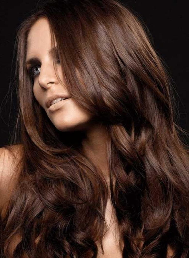 модне фарбування на довге волосся 2019