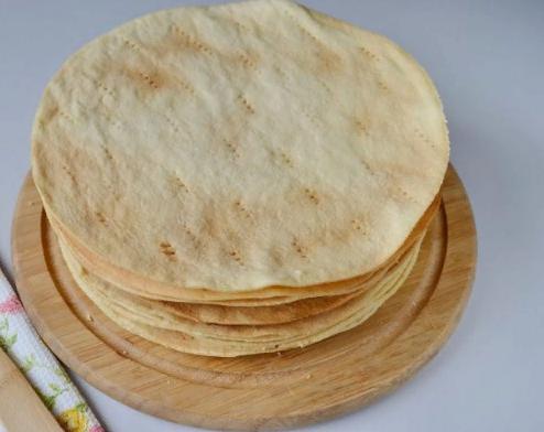 торт наполеон в домашніх умовах рецепт з фото