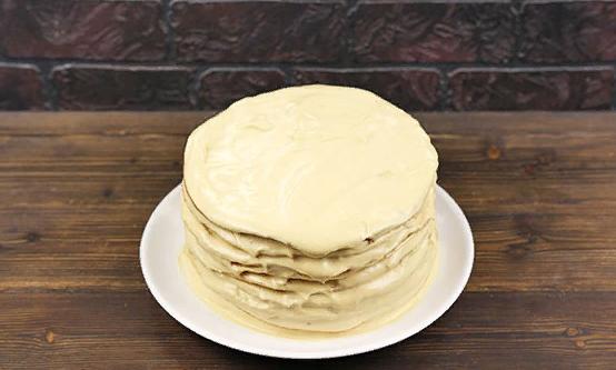 торт наполеон рецепт з фото готуємо вдома