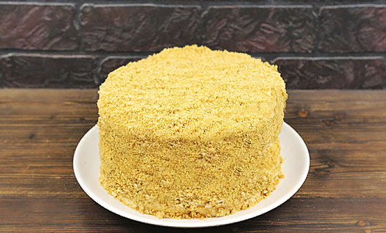 торт наполеон із заварним кремом покроковий рецепт