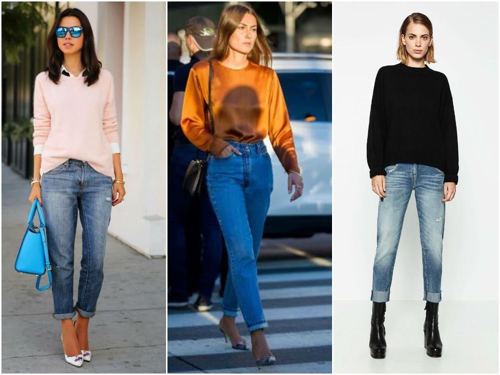 з чим носити джинси 2019