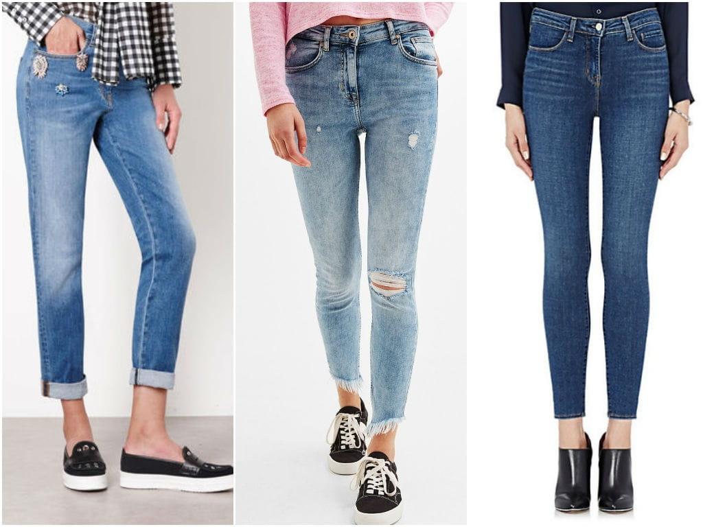 джинси жіночі 2019