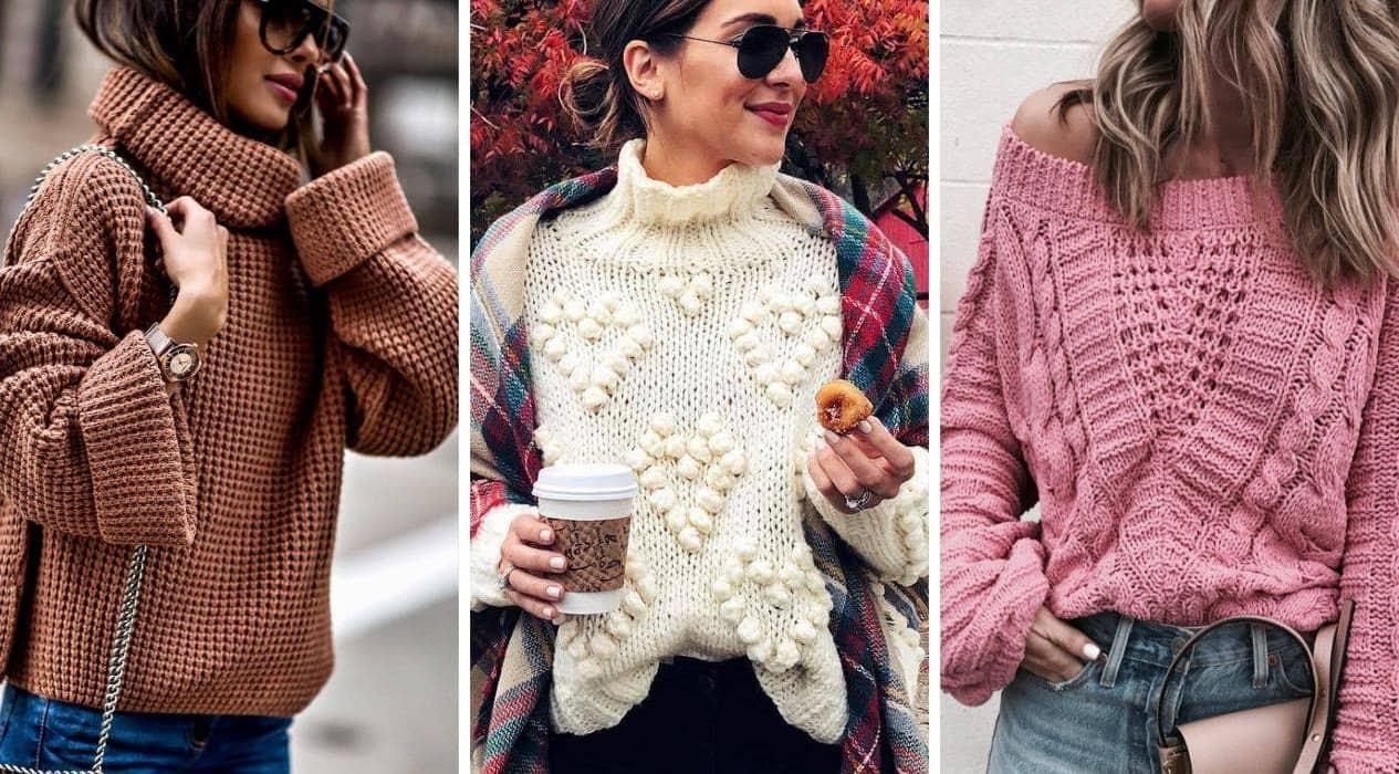 модні светри жіночі 2019