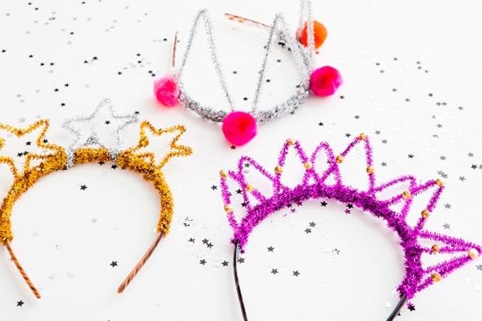 корони з м'якого дроту