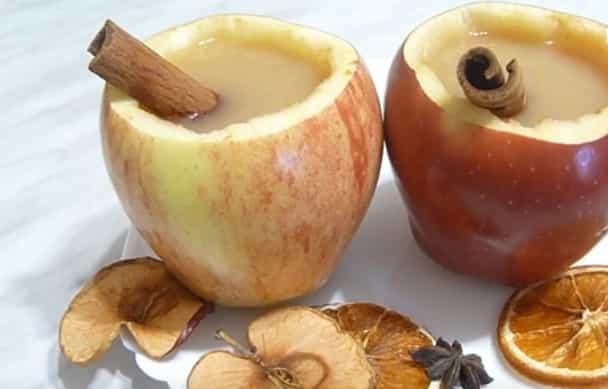 глінтвейн з яблуками