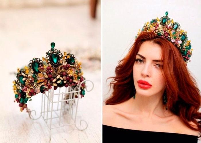 Розкішна корона
