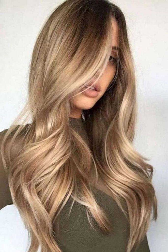 покраски волосся 2019