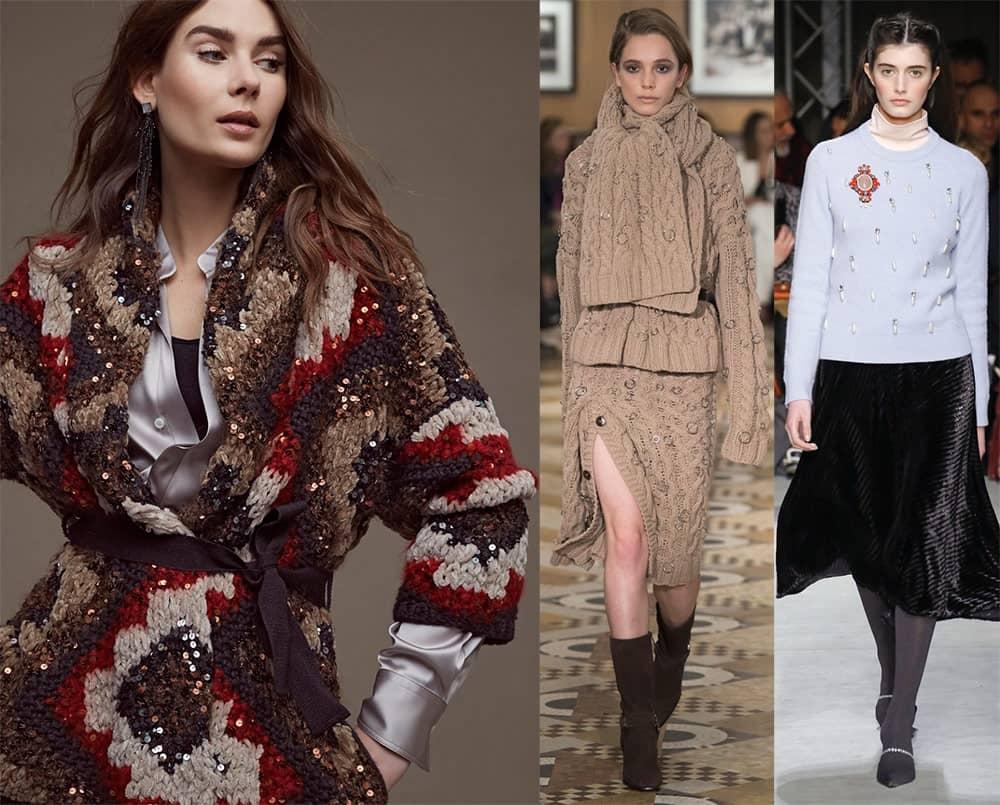 плетений жіночий одяг 2019