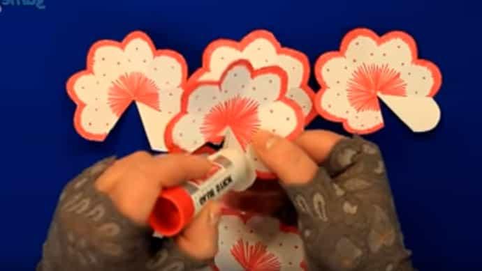 розмальовуємо квіти