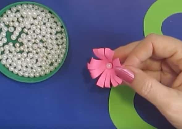 робимо квітку