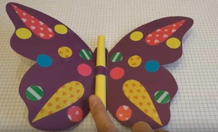 паперовий метелик