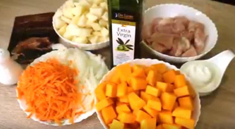 що приготувати смачного з гарбуза